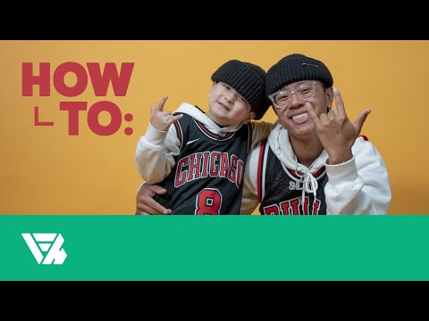 Just Maiko and his Adorable Little Brother Teach you How To Dance 🔥