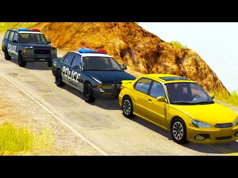 Crazy High Speed Police Chases and Roa