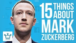 Download Video 15 Things You Didn't Know About Mark Zuckerberg MP3 3GP MP4