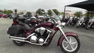 6. 200342 - 2012 Honda Interstate 1300 - VT1300CT - Used Motorcycle For Sale