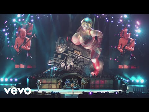 AC/DC - Whole Lotta Rosie (Live At River Plate, December 2009) видео