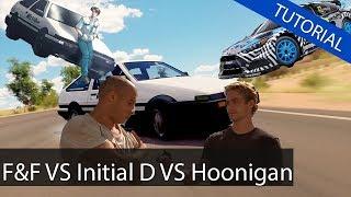 Nonton Forza Horizon 3: Ultimate Showdown - Fast & Furious VS Initital D VS Hoonigan Film Subtitle Indonesia Streaming Movie Download
