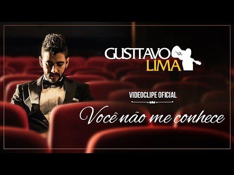 """Gusttavo Lima lança clipe de """"Você Não Me Conhece"""""""