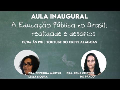 A Educação Pública no Brasil: realidade e desafios
