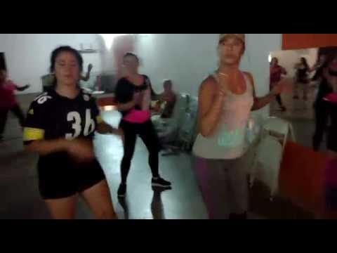 Aulão de ritmos em Itamarandiba-MG