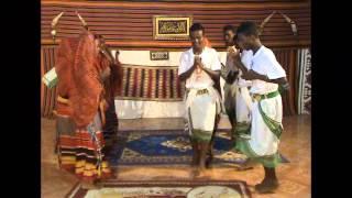 danse traditionnelle AFAR (UDC) SIRBI digiiri