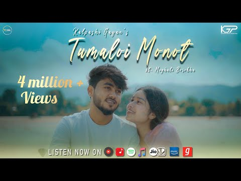 Tumaloi Monot | Official Music Video | Kalpashi Gayan Ft. Meghali B | Chinmoy K & Joy N | Buddies