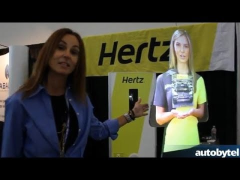 LA Auto Show: Hertz
