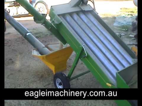 Seed Cleaning Machine - The Kwik Kleen Grain Cleaner has patented tabs, ensuring there is no other machine like it. The simple design enables: - High capacity -- up to 100 tonne of ...
