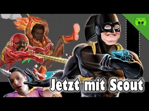 SPEEDRUNNERS # 50 - Jetzt mit Scout «» Let's Play Speedrunners Battle | HD