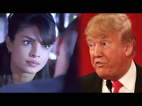 Priyanka Chopra SLAMS Donald Trump FAN!