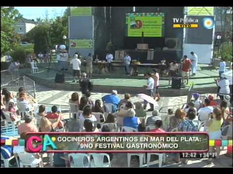 9no Festival Gastronómico de Mar del Plata