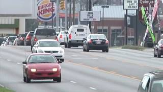 Anniston May See Speed Limit Changes