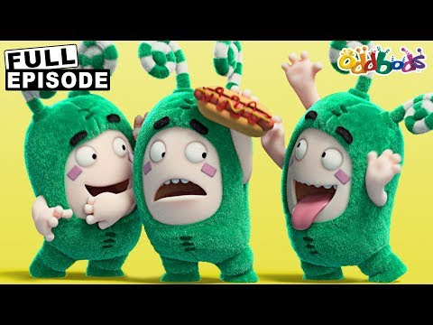 Oddbods | ZEE FORCE FIVE | Mini-Movie | Full Episode