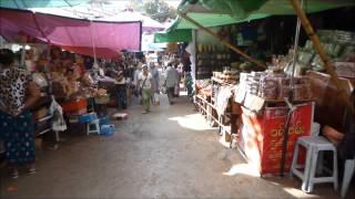Lashio Myanmar  city photo : Lashio Market, Shan State, Myanmar