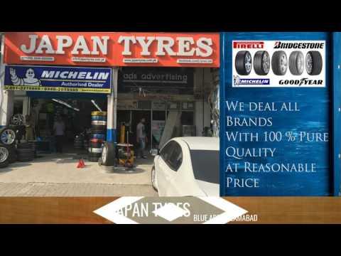 Japan Tyres Islamabad 03452055505