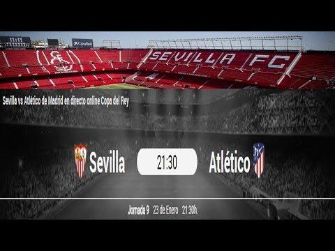 Video ⚽ Sevilla vs Atlético de Madrid 3-1 23/01/2018 Copa del Rey | NARRACION E INFORMACION download in MP3, 3GP, MP4, WEBM, AVI, FLV January 2017