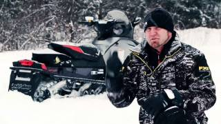 1. TEST RIDE: 2013 Ski-Doo GSX SE