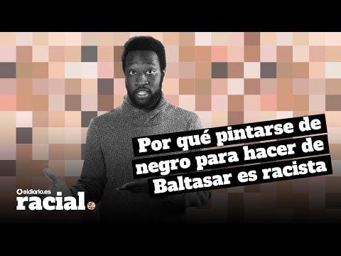 Por qué pintarse de negro para hacer de Baltasar es racista