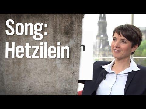 Hetzilein - Ein Lied für Frauke Petry | extra 3