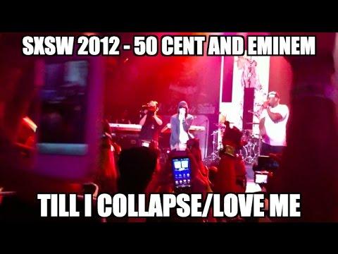 Eminem and 50 Cent - SXSW 2012