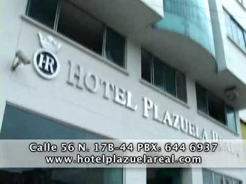 Hotel Plazuela Real - Video