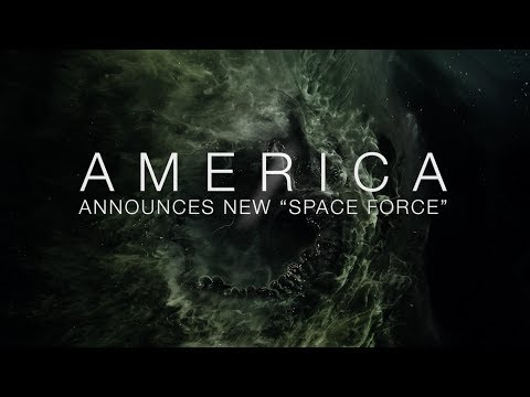 United States Announce Space Force