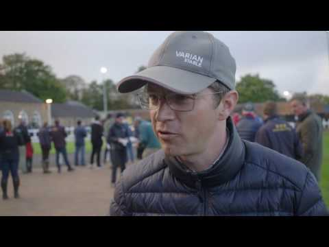 Tattersalls October Yearling Sale Book 2 Day 1 Video Review 2016