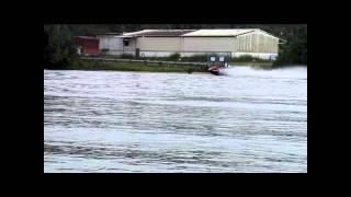 11. 2011 - Kawasaki 300X Ultra Stage 1  - Guyane : La comté