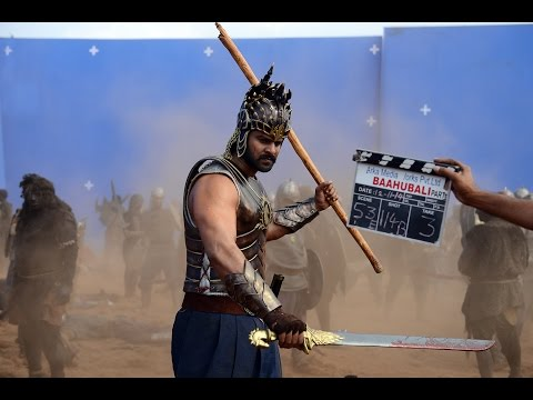 Baahubali - The Beginning | Making | #1YearForIndianEpicBaahubali