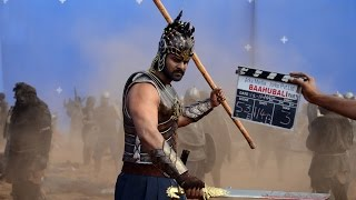 Baahubali - The Beginning Exclusive Making Video
