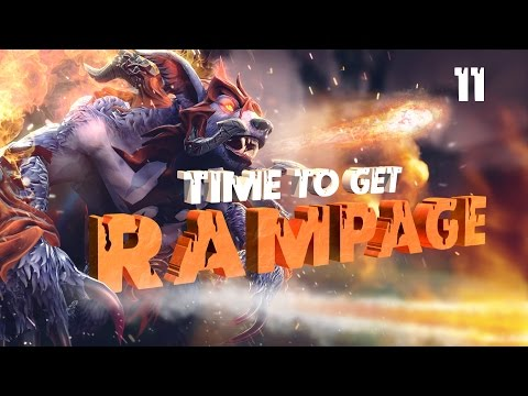 Time to get RAMPAGE - EP. 11