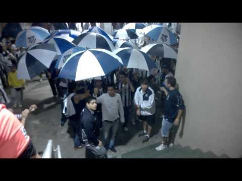 Video - ENTRA LA FIEL CONTRA BOCA UNIDOS - La Fiel - Talleres - Argentina