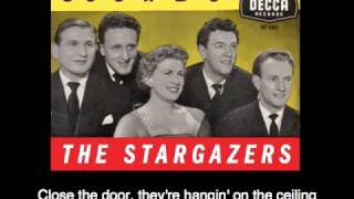 Video The Stargazers - Close the Door MP3, 3GP, MP4, WEBM, AVI, FLV November 2018
