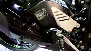 10. 2015 Kawasaki Ninja ZX-6r ABS 30th Anniversary