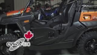 6. UFORCE 500 HO 2017 Walkaround - CFMOTO Canada