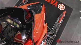 8. 2014 Yamaha SR Viper Snowmobile