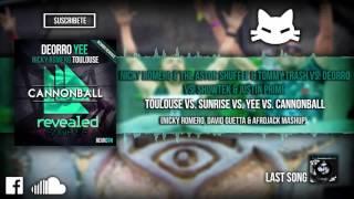 Video Toulouse vs. Sunrise vs. Yee vs. Cannonball (Nicky RomeroMashup) (Tomorrowland 2013) MP3, 3GP, MP4, WEBM, AVI, FLV Juni 2018