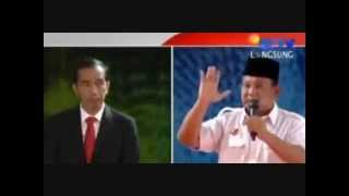 Video [FULL] Jokowi Kalah Telak Debat Tanya-Jawab vs Prabowo MP3, 3GP, MP4, WEBM, AVI, FLV Desember 2018