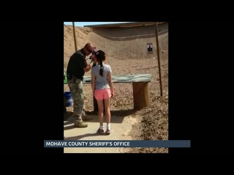 Firearms instructor accidentally shot dead by nine-year-old girl in Arizona
