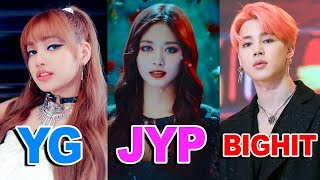 Video TOP 10 Most Viewed KPOP MVS of Each Agency MP3, 3GP, MP4, WEBM, AVI, FLV Agustus 2019