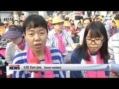 ARIRANG NEWS 1800 Around one million watch as Pope Francis beatifies 124 Korean