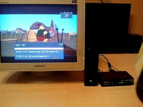 Телевизор из монитора жк своими руками без тв тюнера