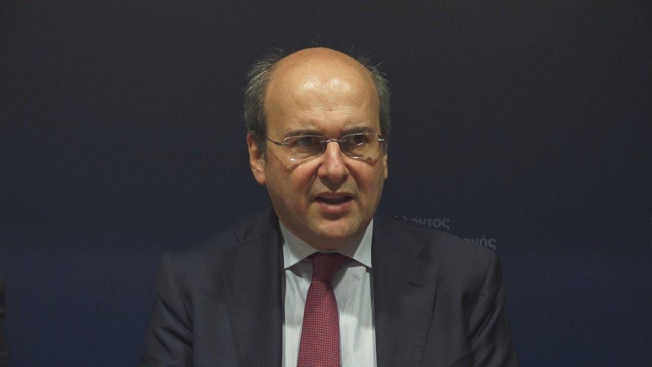 Συνάντηση υπουργού ΠΕΝ Κωστή Χατζηδάκη με περιβαλλοντικές οργανώσεις