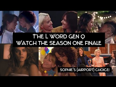 Final Scene of Season One - Episode 8 | The L Word Gen Q