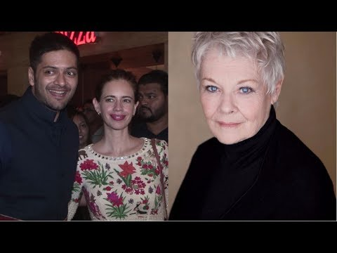 Kalki Koechlin Talks About Judi Dench Special Screening Of Victoria And Abdul