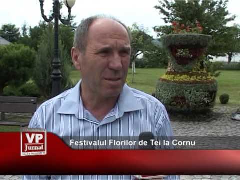 Festivalul Florilor de Tei la Cornu
