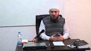 Tre Parimet - Hoxhë Omer Zaimi (Seminari: Njihe fenë tënde)