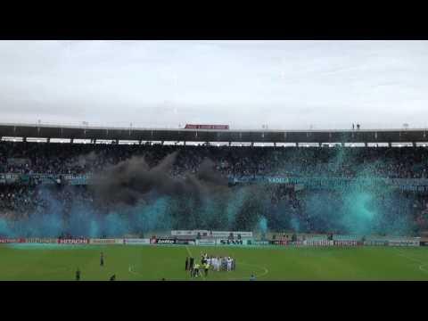 Recibimiento de Belgrano vs San Martin San Juan - Los Piratas Celestes de Alberdi - Belgrano