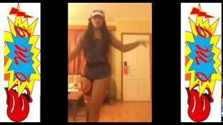 increible mujer baila con un solo pie